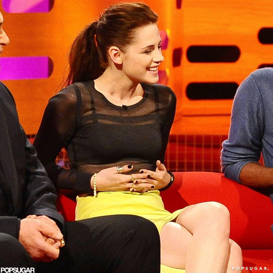 Kristen Stewart in Jason Wu.
