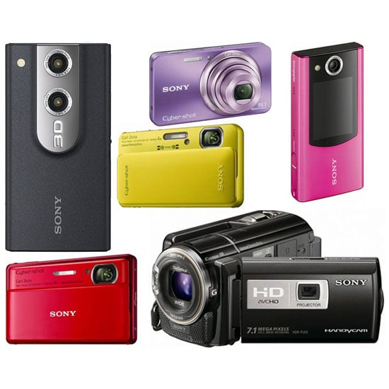Sony Digital Camera Announcements