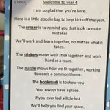 This Elementary School Teacher Gave Her Students the 1 Thing All Kids Need