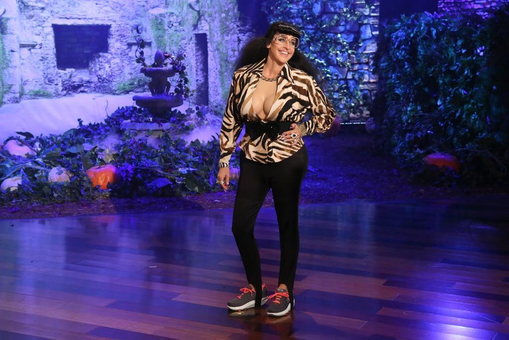 Ellen DeGeneres's Halloween Costume 2015