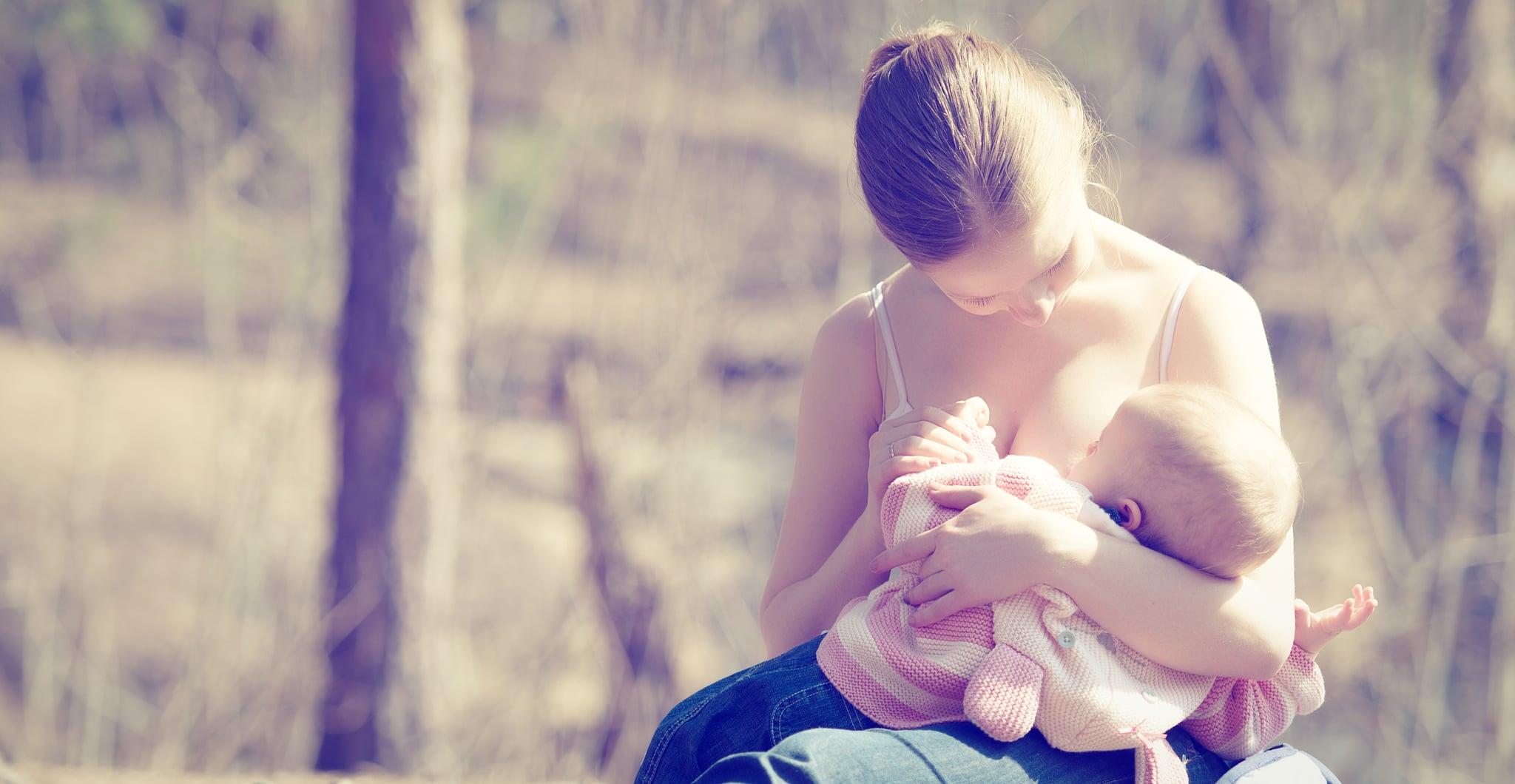 Covering Up When Breastfeeding   POPSUGAR Family
