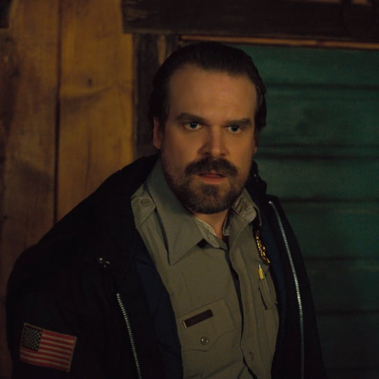 David Harbour Twitter Retweet Contests