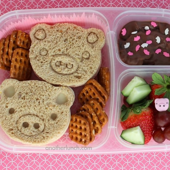 Easy Packable Daycare Lunches