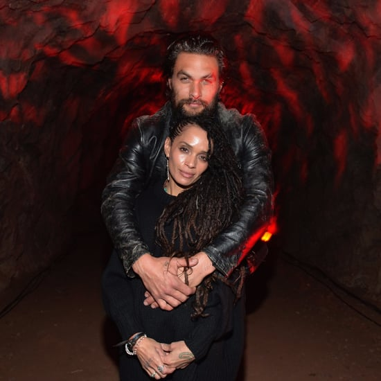 Jason Momoa and Lisa Bonet Married