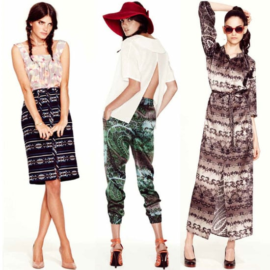 Tucker Spring 2012 Collection