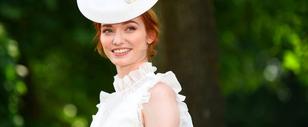 Eleanor Tomlinson's an Early Favourite For Royal Ascot's Best Dressed
