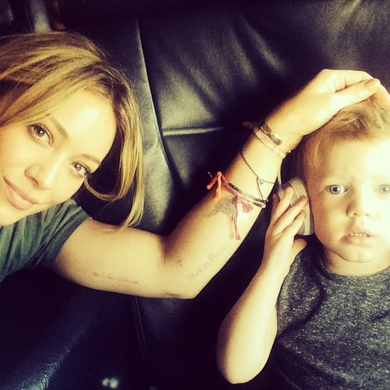 Hilary-Duff-Luca-Comrie-were-mesmerized-Mickey-Mouse-Clubhouse