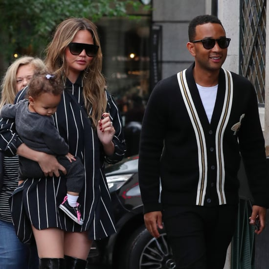 Chrissy Teigen Talks Struggle With Postpartum Depression