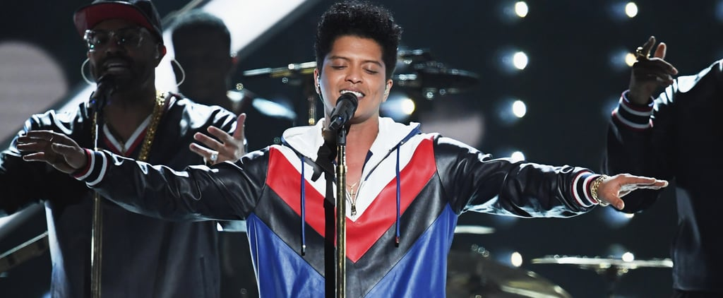 Bruno Mars Performance at the 2017 Grammys