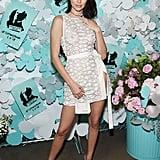 Kendall Jenner's Elie Saab Minidress