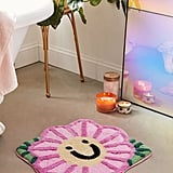 Jarmél by Jarmel UO Exclusive Happy Flower Bath Mat