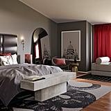 Aladdin-Inspired Modern-Style Bedroom