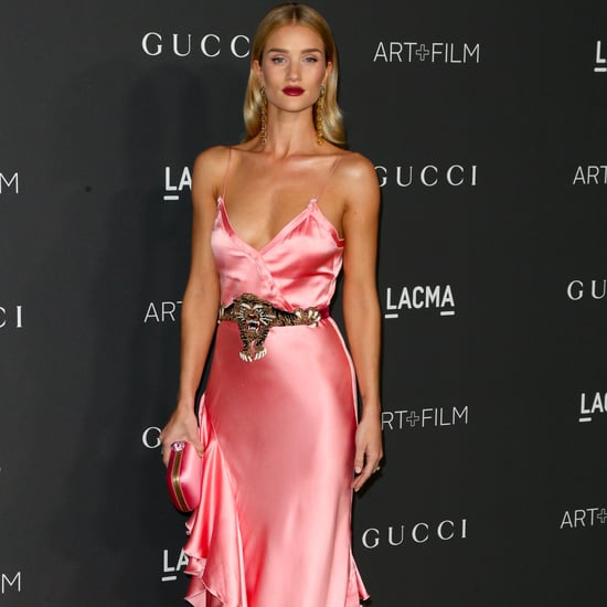 Red Carpet Dresses LACMA Art and Film Gala Gucci