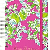Lilly Pulitzer Medium Agenda Lemonade ($22)