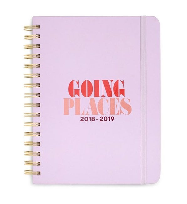 Medium 13-Month Planner in Going Places