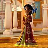 Who Voices Queen Shanti in Disney Junior's Mira, Royal Detective?