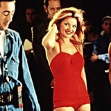 Ginger Spice's Red Dress