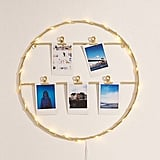 Urban Outfitters Light-Up Photo Clip Frame