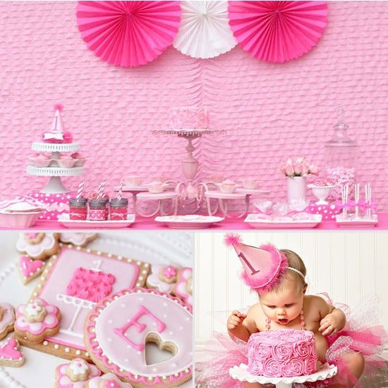 A Supergirlie (and Pink!) Birthday Party