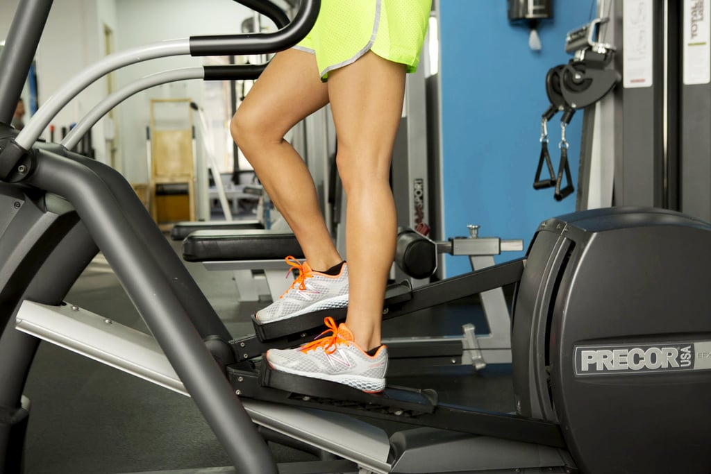 30-Minute Elliptical Incline Workout | POPSUGAR Fitness