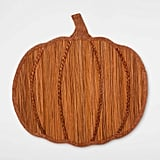 Pumpkin Shaped Placemat in Ginger