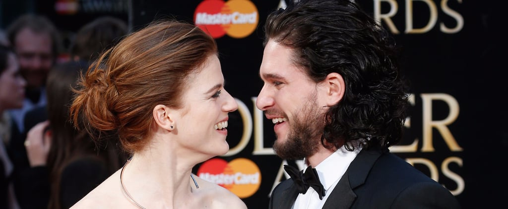 Kit Harington and Rose Leslie Moments That Will Make Your Heart Go Wild(ling)