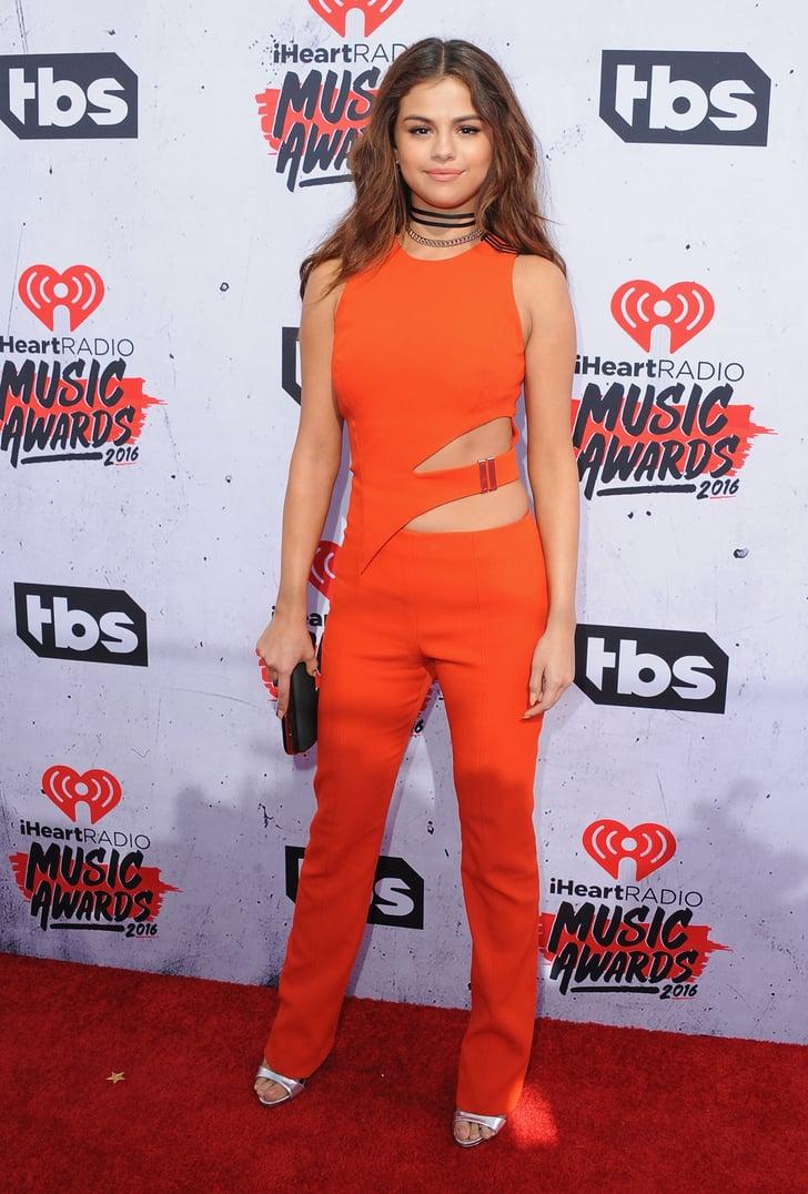 selenas red carpet look selena gomez wearing jeans at