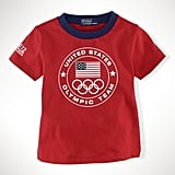 Infant Boys Team USA Circle Ringer Tee ($20)