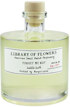 Library of Flowers Bubble Bath