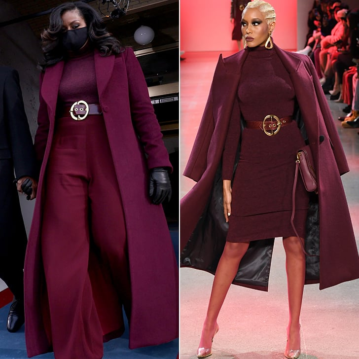 Michelle Obama's Sergio Hudson Look For the Inauguration