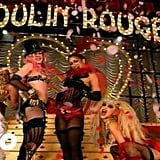 """Lady Marmalade"" by Christina Aguilera, Lil' Kim, Mýa, and Pink"