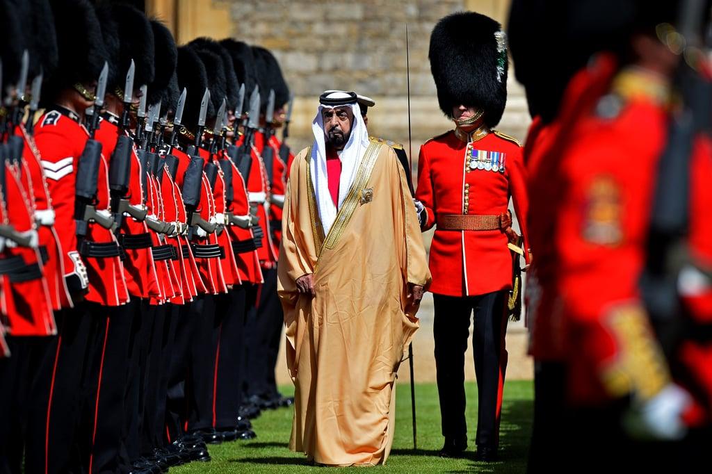 United Arab Emirates: President Sheikh Khalifa bin Zayed al-Nahyan, Emir of Abu Dhabi