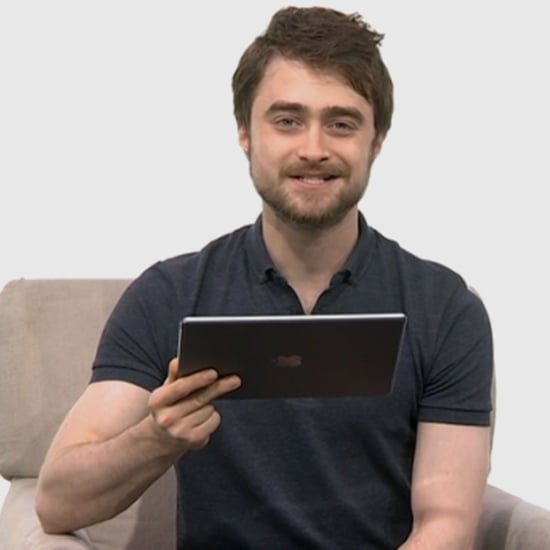 Daniel Radcliffe Answering Kid Questions Video