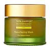 Brightening/Exfoliating:Tata Harper Resurfacing Mask