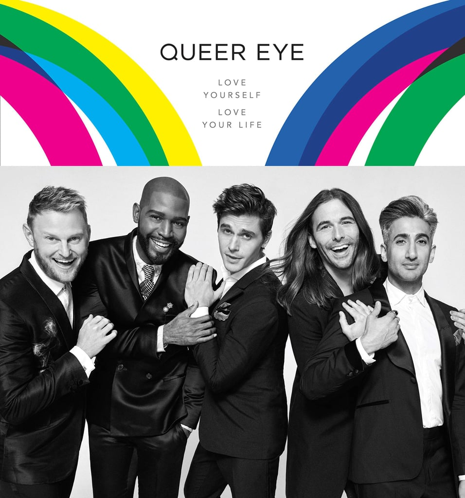 Books Written by the Queer Eye Cast