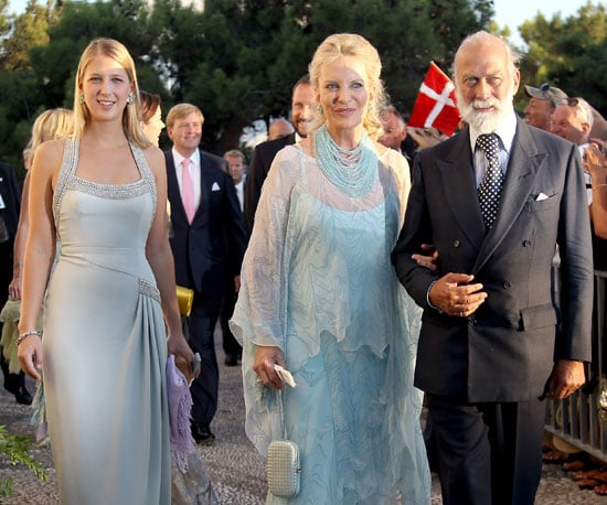 Prince Nikolaos and Tatiana Blatnik\'s Wedding in Greece With ...