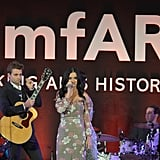 Katy Perry and Kate Hudson Inside amfAR Gala 2012 | Pictures