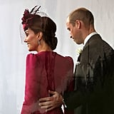 Photos of Prince William and Kate Middleton at the Wedding