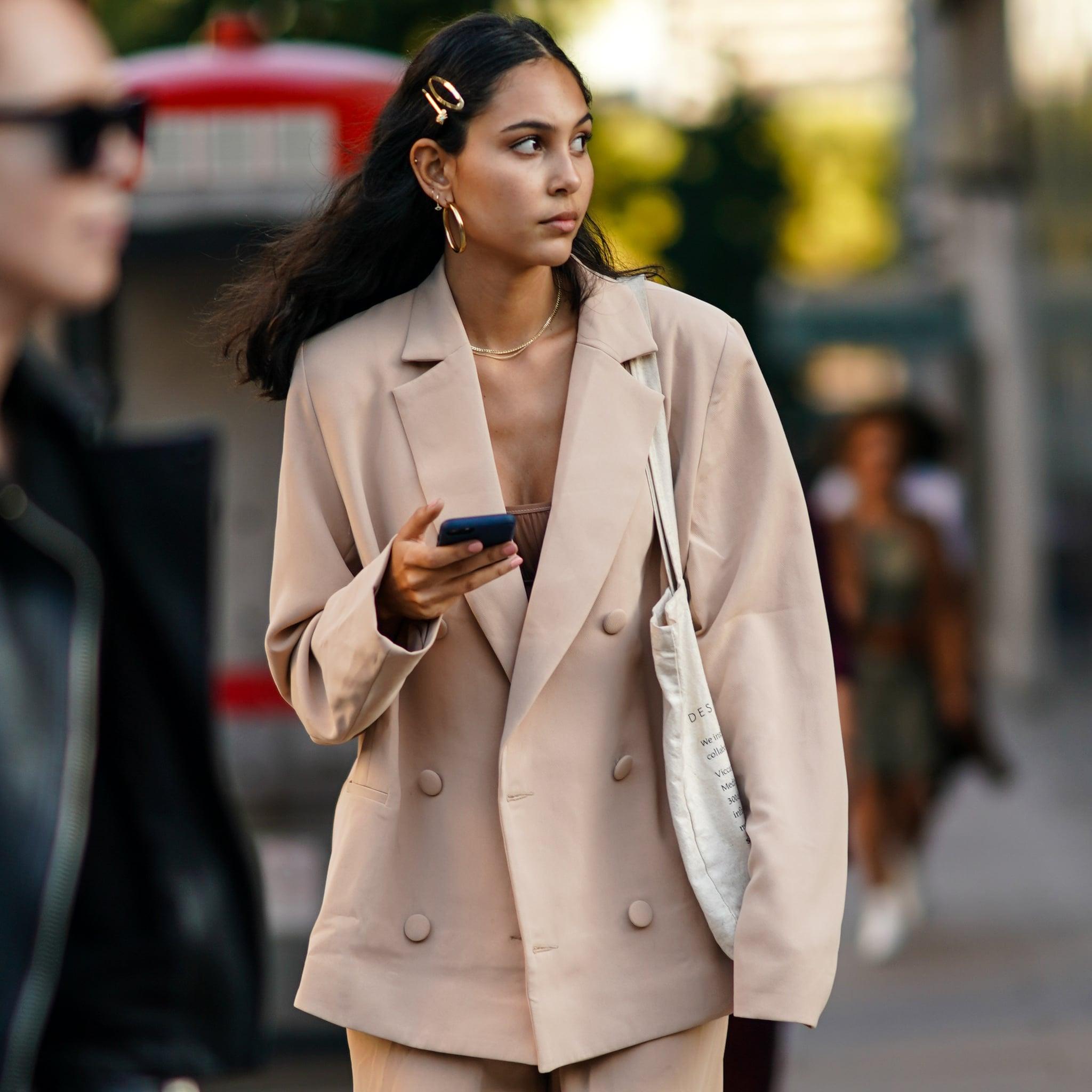 8 Fashion Trends  How to Style Barrettes  POPSUGAR Fashion
