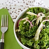 Tropical Lime Kale Salad