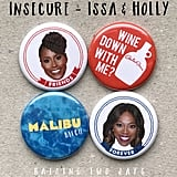 Insecure Pins