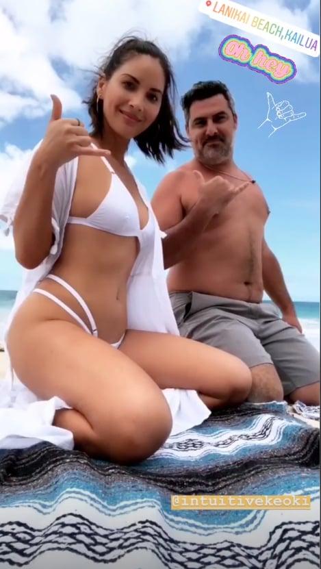 Olivia munn bikini