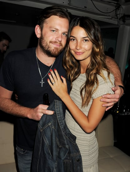 Lily Aldridge's Husband Caleb Followill Headed to Rehab?