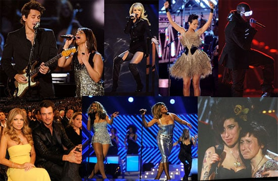 50th Annual GRAMMY Awards Performances and Images