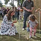 Kate Middleton Says It Takes a Village to Raise a Child