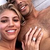 Devon Windsor's Engagement Ring