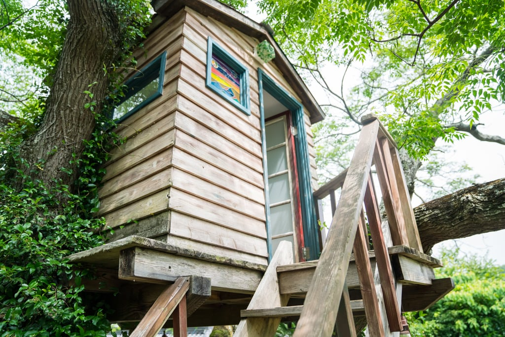 Spend the Night in a Treehouse