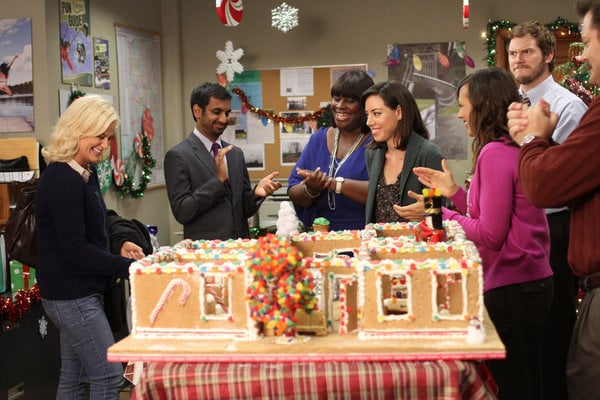 Parks and Recreation Christmas Episode Pictures | POPSUGAR ...
