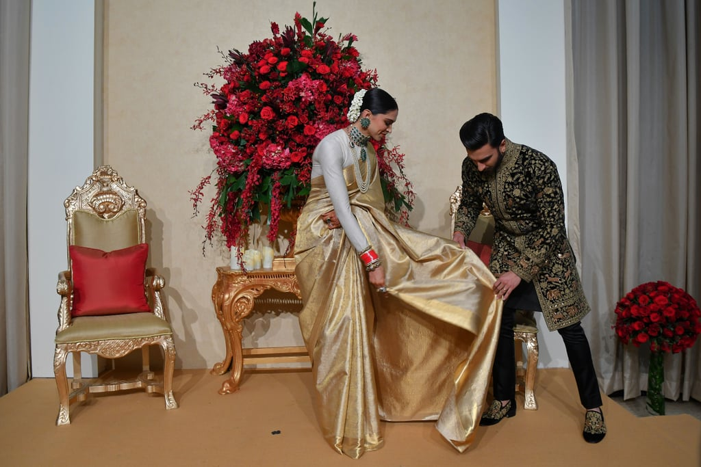 Deepika Padukone's Wedding Dress | POPSUGAR Fashion Photo 18