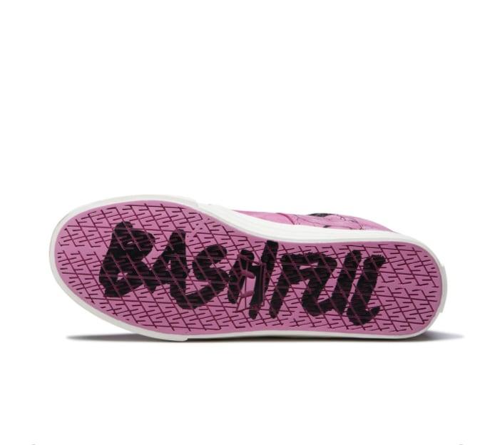 Supra's Stacks II Vulc Sneaker in Bashful